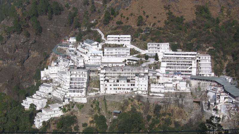 Vaishnodevi with Amritsar
