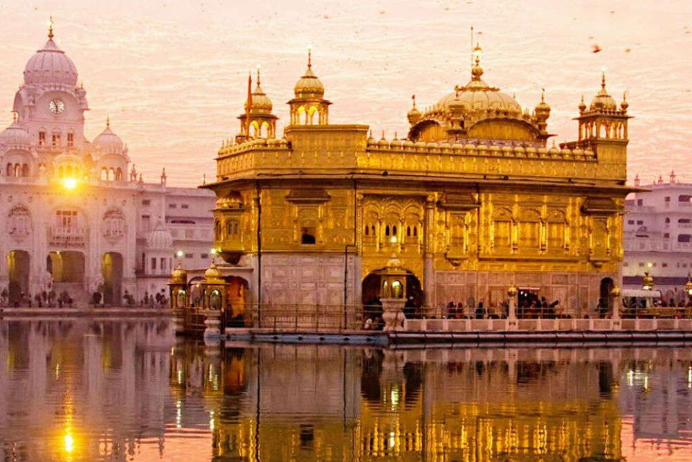 Golden Temple City Tour