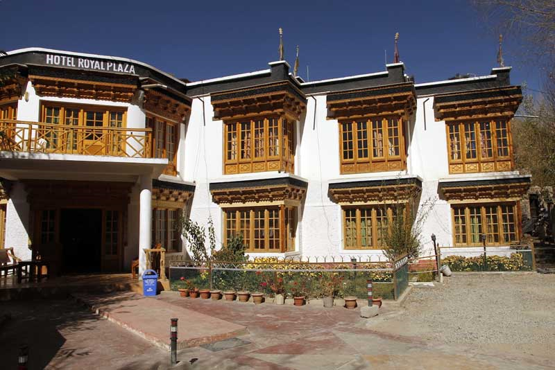 Hotel Royal Plaza, Leh